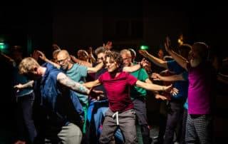 Tanzen gegen den Krebs - Tanztheaterprojekt